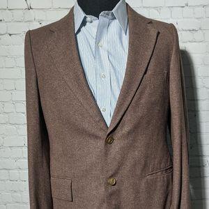 Men's Yves St Laurent Blazer Size 42M made in frnc